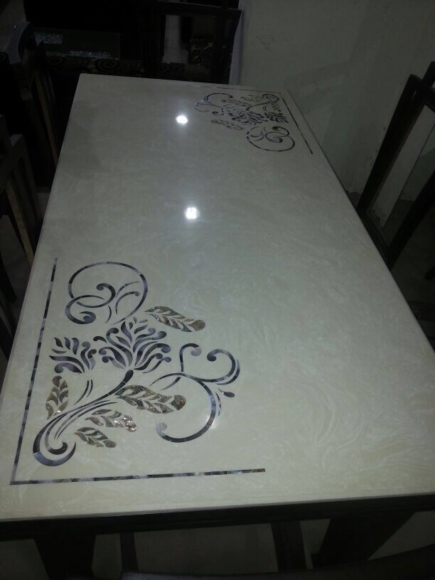 Mother of Pearl Royal Marble Craft