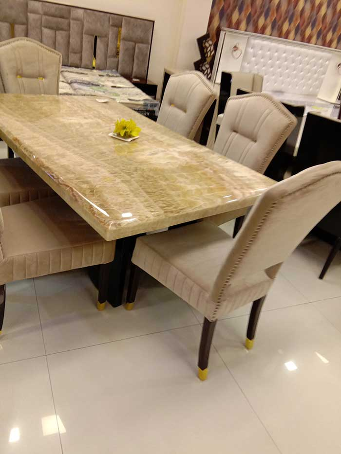 Onyx Dining  Royal Marble Craft