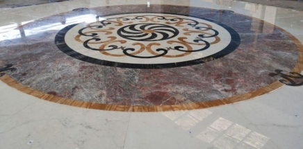Inlay Flooring Royal Marble Craft