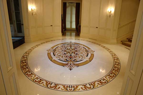 Marble Inlay Flooring Designs India Royal Marble Craft
