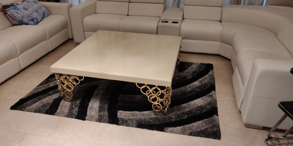 Onyx Center table Royal Marble Craft