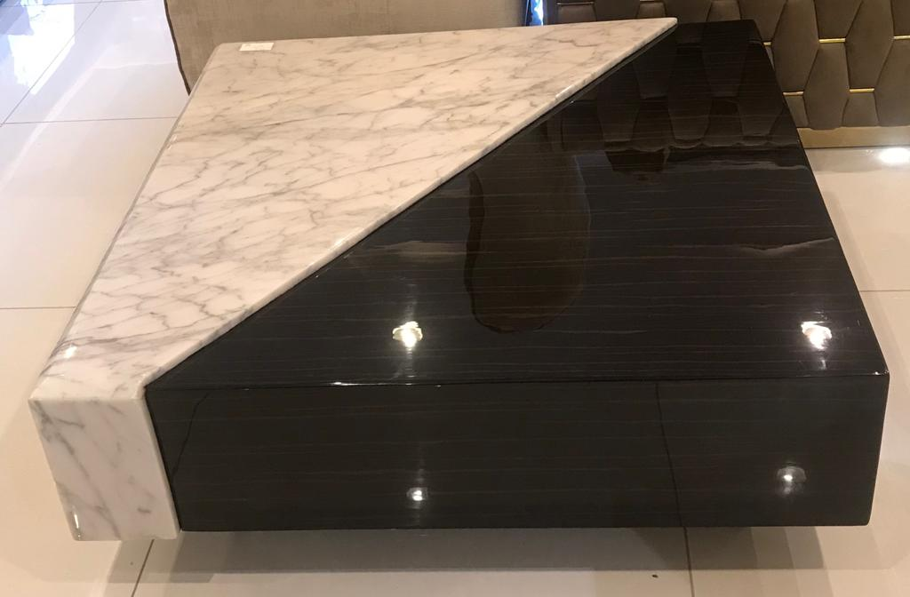 Centre Table Designs With Marble Top
